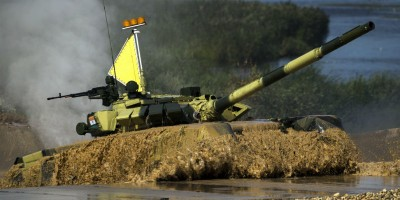 Le prime Olimpiadi militari, in Russia