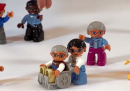 Le critiche contro i LEGO disabili