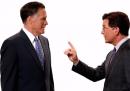 """I primi tre spot per il nuovo """"Late Show"""" condotto da Stephen Colbert"""