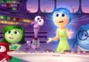 """Una scena di """"Inside Out"""", il nuovo film della Pixar"""