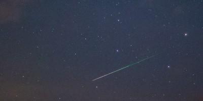 Come fotografare le stelle cadenti