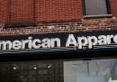 American Apparel va molto molto male
