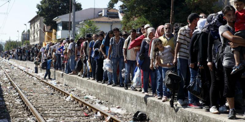 """balcani occidentali La """"rotta balcanica"""" ha chiuso ai profughi"""