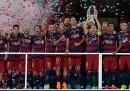 Barcellona-Siviglia 5-4