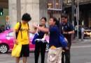 Una tv thailandese ha simulato l'attentato a Bangkok e poi si è scusata