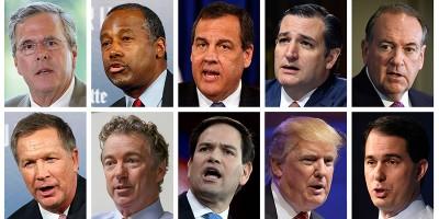 I dieci candidati Repubblicani più forti