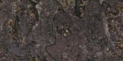 Città dall'alto, da indovinare