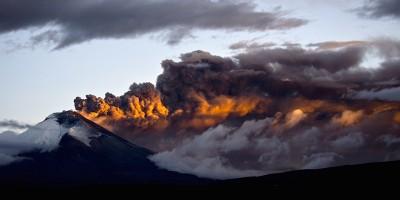 La grande eruzione del Cotopaxi