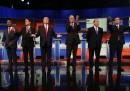 Il primo dibattito dei Repubblicani, in 7 punti