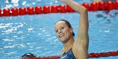Federica Pellegrini ha vinto la medaglia d'argento nei 200 metri stile libero