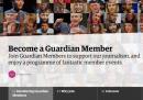 Il Guardian introduce le sottoscrizioni