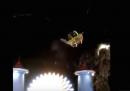 L'incidente al Luna Park di Cap d'Adge, in Francia
