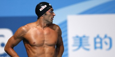 Annuncio a sorpresa: Filippo Magnini si ritira