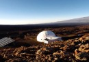 L'esperimento di un anno che simula un viaggio su Marte