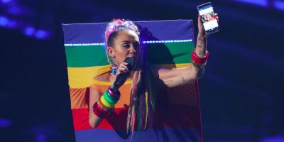 Tutti i costumi di Miley Cyrus agli MTV Video Music Awards