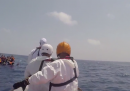 Il video a bordo della Dignity1 durante i soccorsi ai migranti in mare
