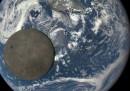 Il lato oscuro della Luna, fotografato