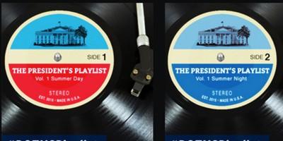 La musica che ascolta Obama in vacanza, su Spotify