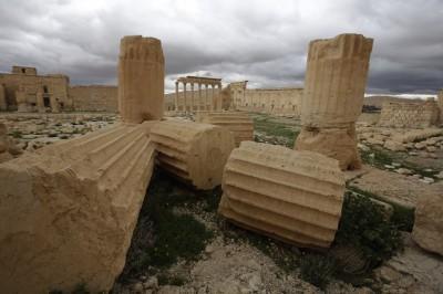 le nuove distruzioni dell 39 isis a palmira il post