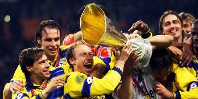I trofei del Parma sono in vendita all'asta