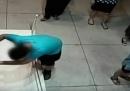 Un ragazzino taiwanese ha bucato per sbaglio un quadro del Seicento a una mostra