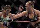 L'inarrestabile Ronda Rousey