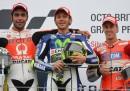 Valentino Rossi ha vinto il Gran Premio del Regno Unito