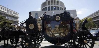 I funerali molto appariscenti di Vittorio Casamonica