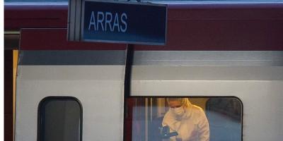 L'attentatore del treno Amsterdam-Parigi