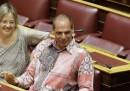 Tsipras e le camicie di Varoufakis