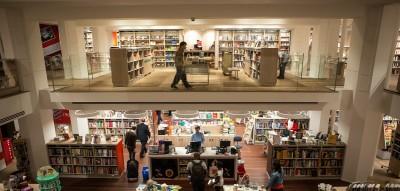 Un libro che parla di librerie