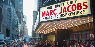 La sfilata di Marc Jacobs a New York