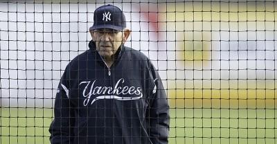 È morto Yogi Berra