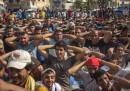 25mila migranti bloccati a Lesbo