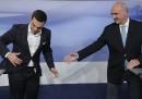 Come è andato il dibattito tv in Grecia