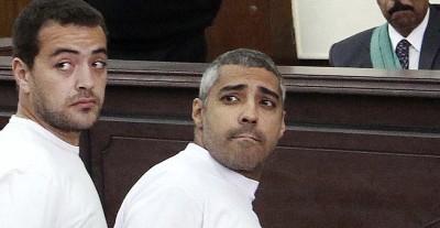 I giornalisti di Al Jazeera graziati in Egitto