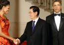 Michelle Obama e il vestito giusto per la Cina