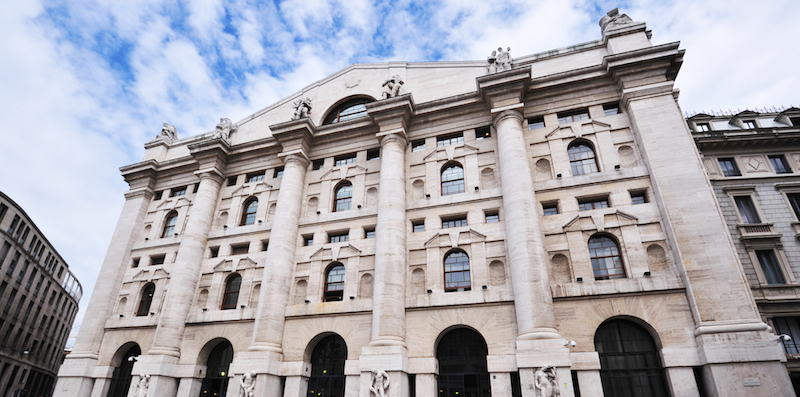 nuovi speciali noi sporchi guarda bene le scarpe in vendita Perché la Borsa di Milano va meglio delle altre - Il Post