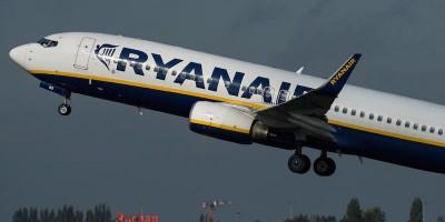 Ryanair cancellerà circa duemila voli da qui a fine ottobre