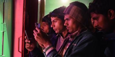 Perché in India cade spesso la linea