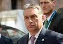 Viktor Orban non vuole troppi musulmani in Ungheria