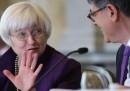 La Fed tiene invariati i tassi d'interesse