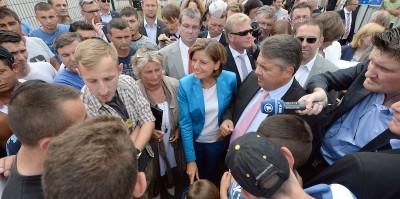 Cosa ha detto il vice cancelliere tedesco sui rifugiati