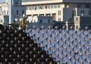 La mega-parata militare a Pechino
