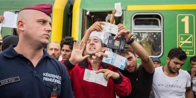 Una giornata molto complicata in Ungheria