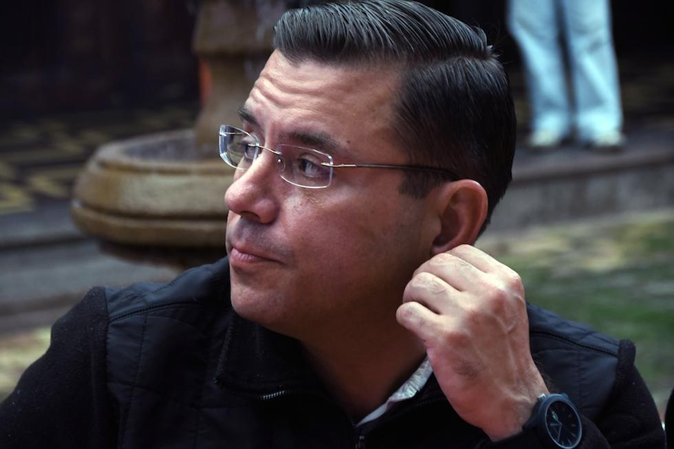 GUATEMALA-ELECTIONS-CAMPAIGN-BALDIZON