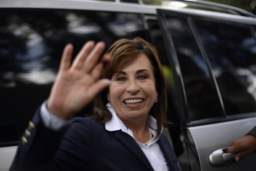 GUATEMALA-ELECTIONS-TORRES