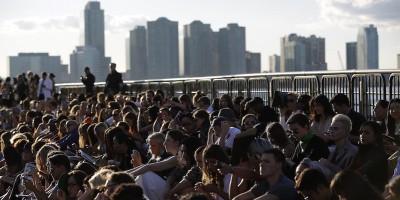 La sfilata di cui si è parlato di più a New York, Givenchy