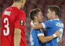 Napoli-Club Brugge 5-0