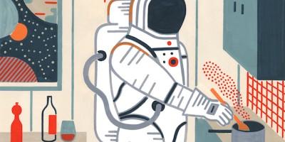 Ricette futuriste illustrate